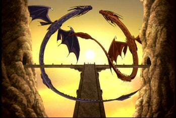 avatar dragons