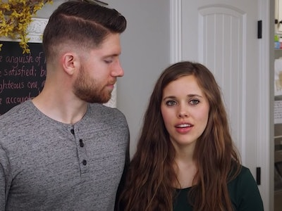 """Jessa Duggar shut down pregnancy rumors over the weekend after one Instagram follower thought that they had spotted a """"bump""""."""