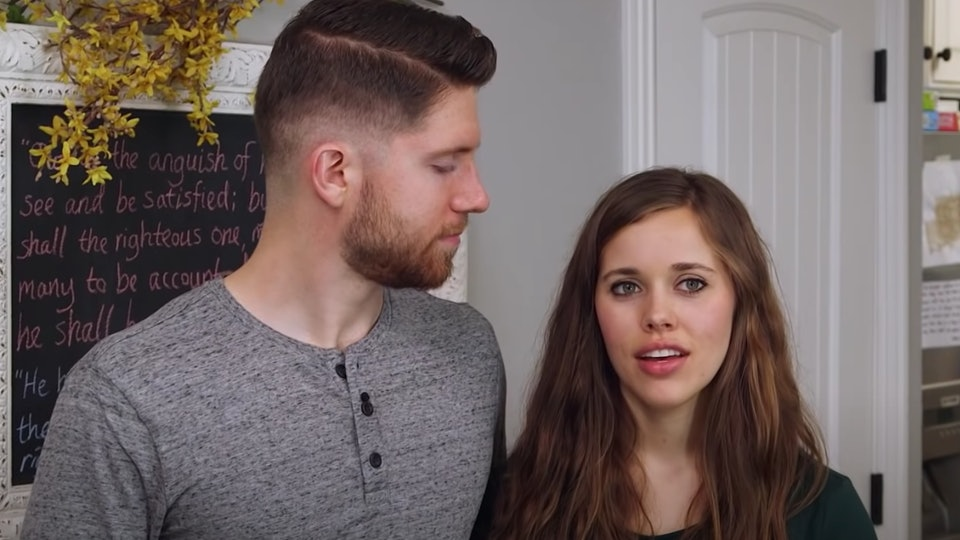 "Jessa Duggar shut down pregnancy rumors over the weekend after one Instagram follower thought that they had spotted a ""bump""."