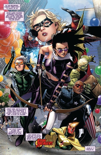 Kate Bishop Hawkeye Marvel Comics