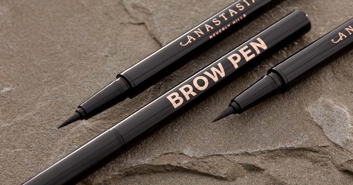 Here's When You Can Shop Anastasia Beverly Hills' First Brow Launch In Almost 2 Years