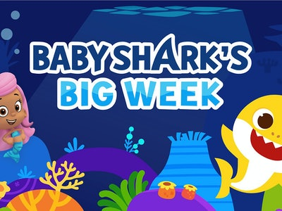 'Baby Shark's Big Week' — a week of aquatic themed shows — will air on Nickelodeon on Aug. 10.