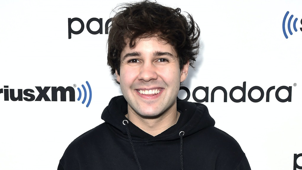 David Dobrik has a new Discovery Channel show called 'Dodgeball Thunderdome.'