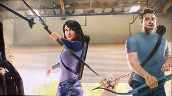 hawkeye kate bishop concept art