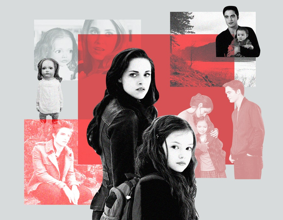 Renesmee and Bella Swan Twilight