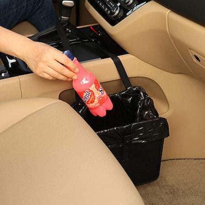 KMMOTORS Jopps Foldable Car Garbage Can