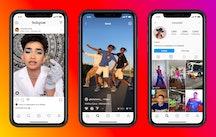 Instagram has launched Instagram Reels.