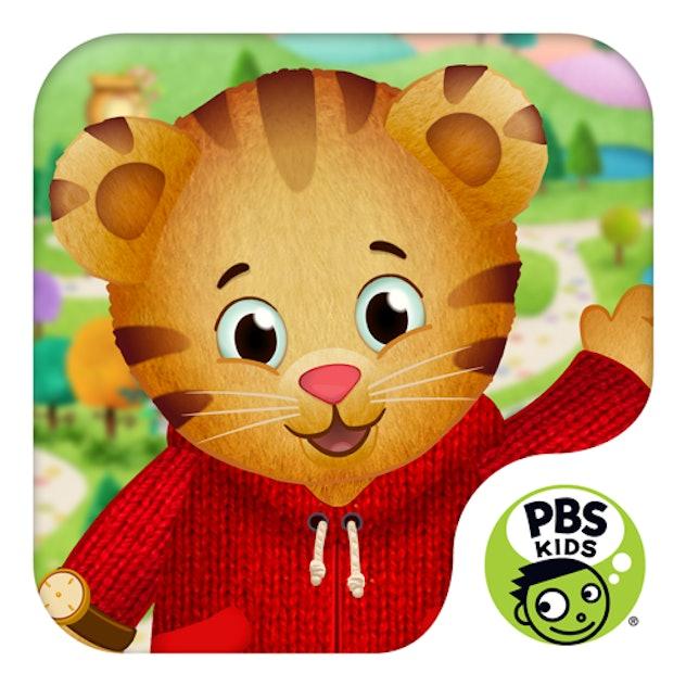 Daniel Tiger's Neighborhood: Play at Home with Daniel app