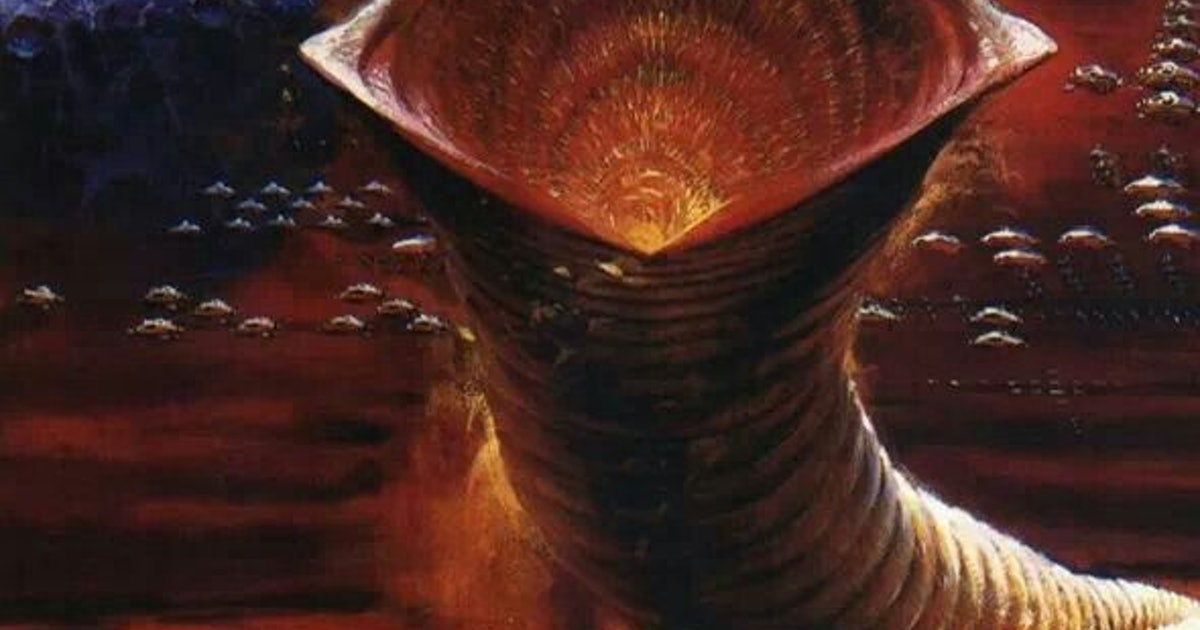 Want a sneak peak into Dune? Look no further.