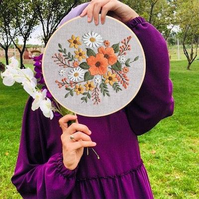 KISSBUTY Embroidery Starter Kit