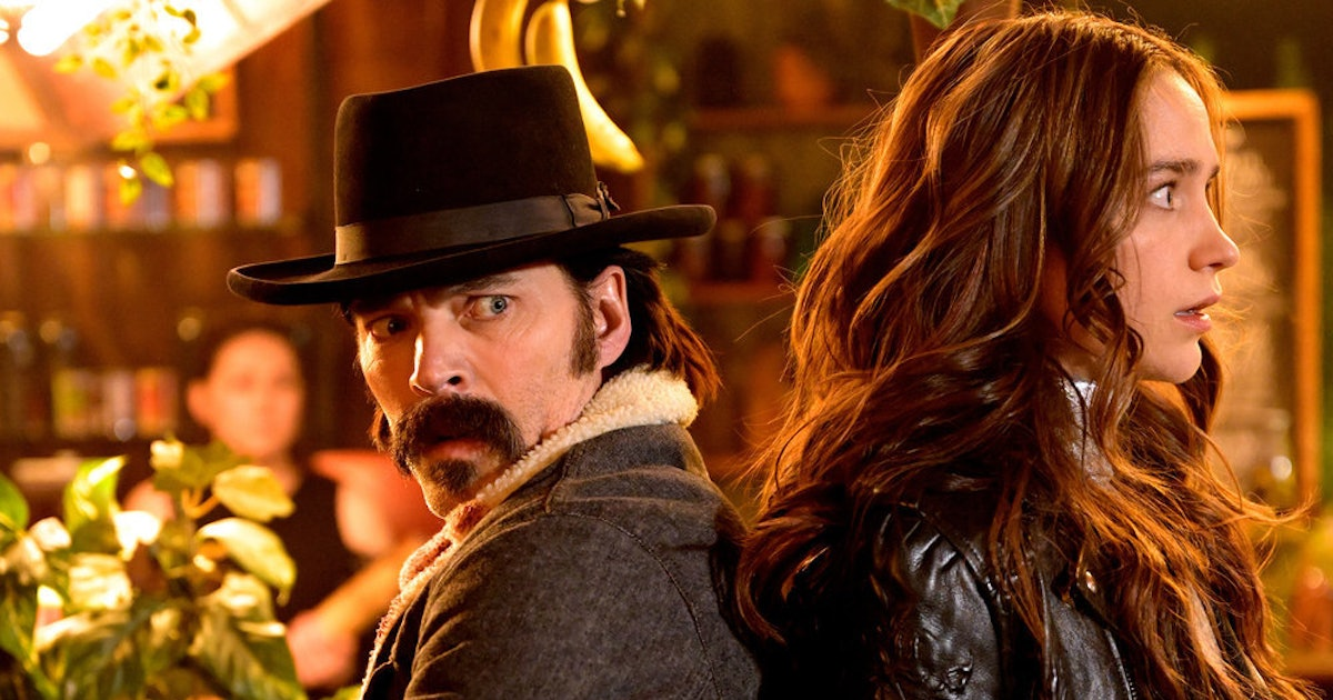 Your Guide To All The New 'Wynonna Earp' Season 4 Characters