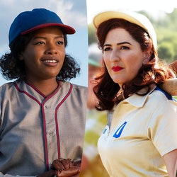 Amazon orders A League of Their Own TV series.