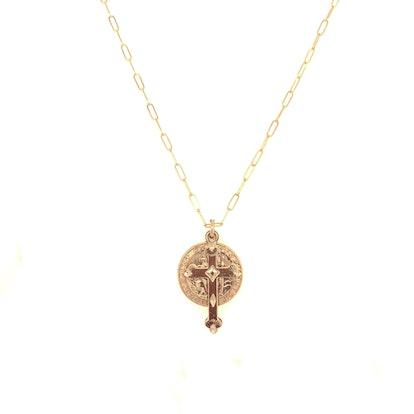 Criscross Necklace
