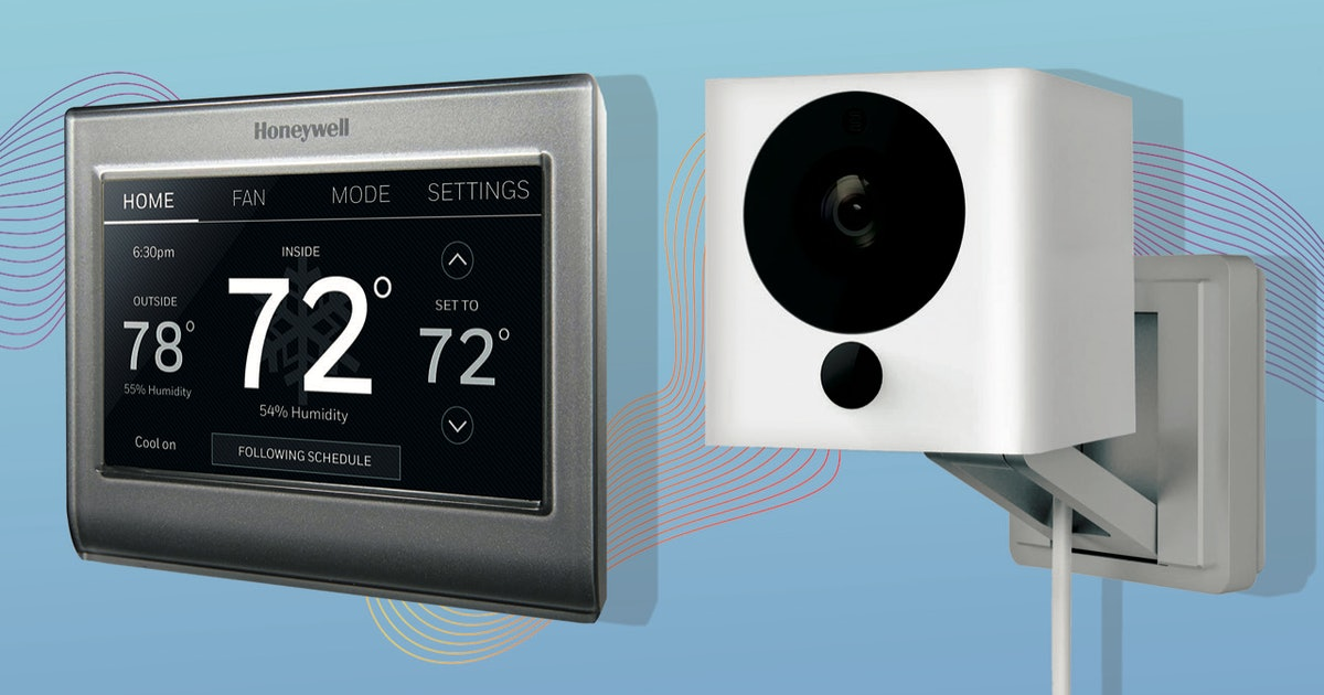 A Smart Thermostat That's Less Than $100 & More Of The Best Nest Alternatives