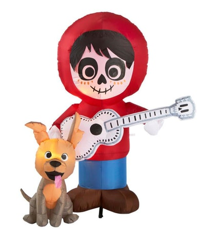 6 ft. Coco Miguel and Dante Halloween Inflatable
