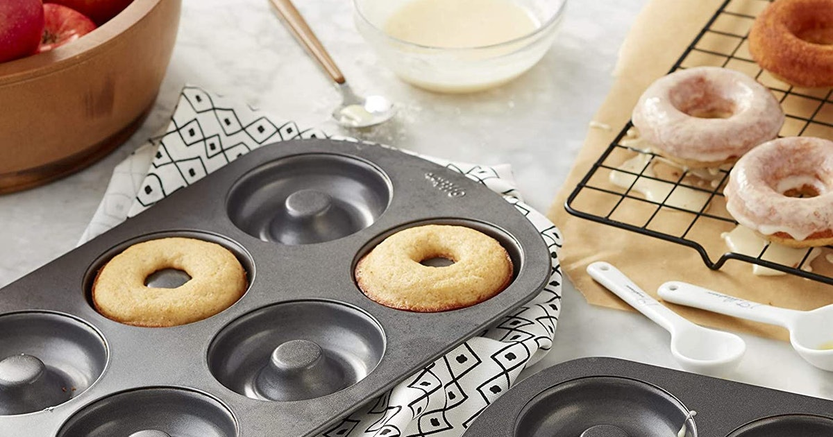 Yes, You Can Make Delicious Donuts At Home — & These Are The Best Pans For The Job