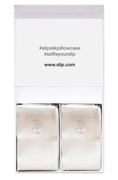 Pure Silk Queen Pillowcase Duo
