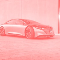 The Mercedes-Benz EQS could get more than 400 miles to a charge