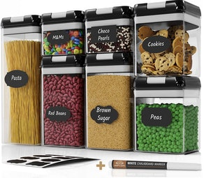 Chef's Path Food Storage Container Set
