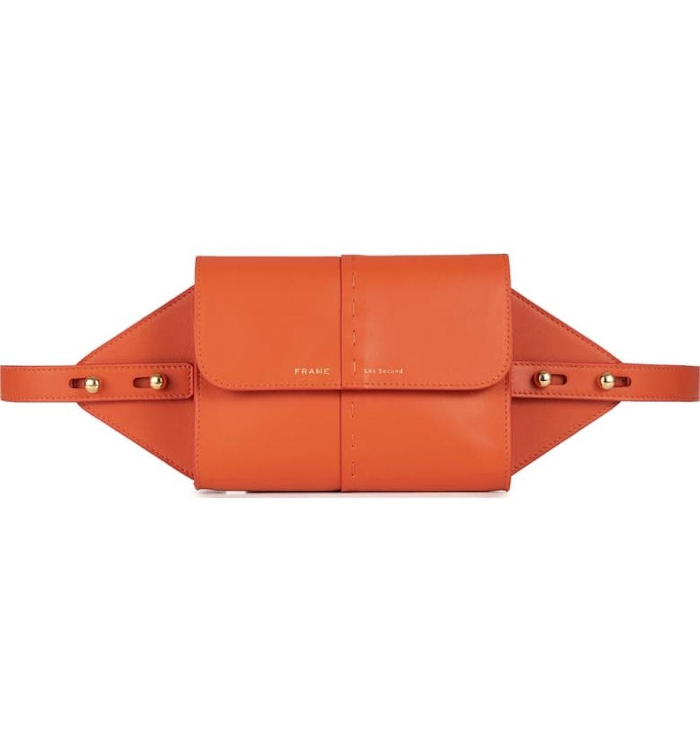 Les Second Leather Belt Bag