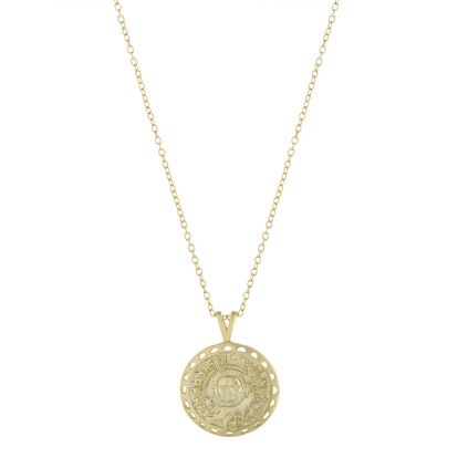 Herme Coin Necklace