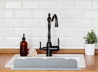 memorare Silicone Sink Splash Guard