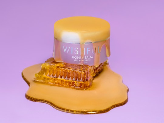 Wishful's new Honey Balm Jelly Moisturizer is centered around the many skin benefits of this superfood