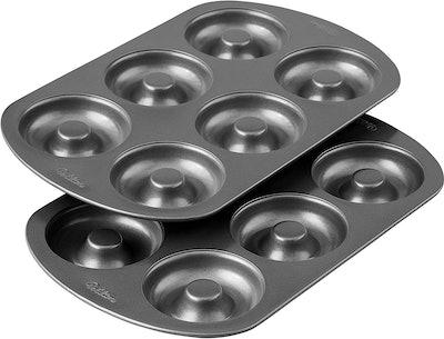 Wilton Nonstick Donut Baking Pans (2-Pack)