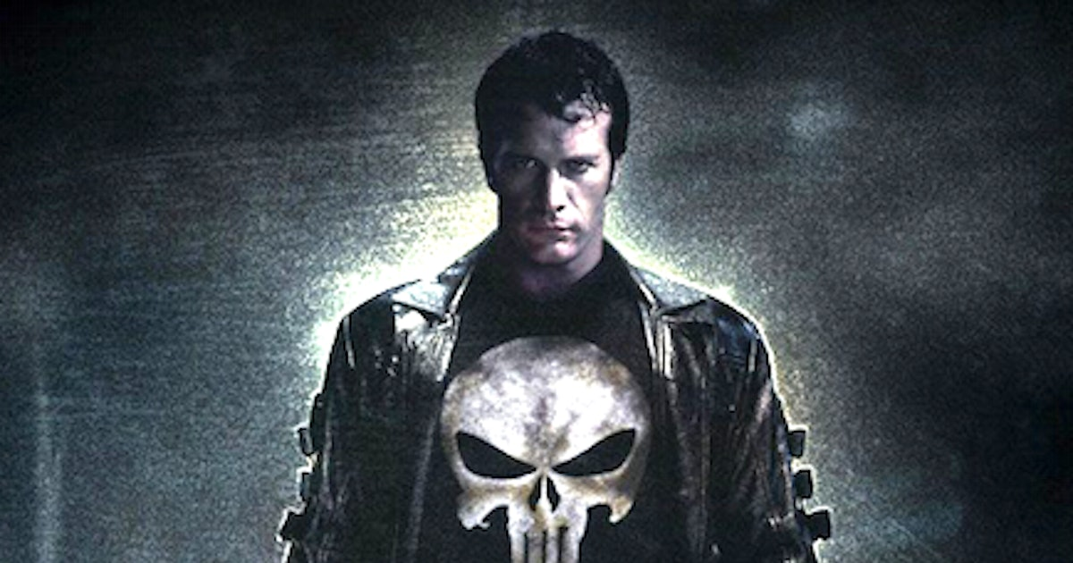 'The Punisher' (2004) review: Almost as cheesy as 'Ghost Rider 2'