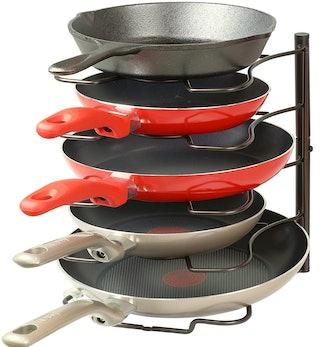 Simple Houseware Kitchen Rack Holder