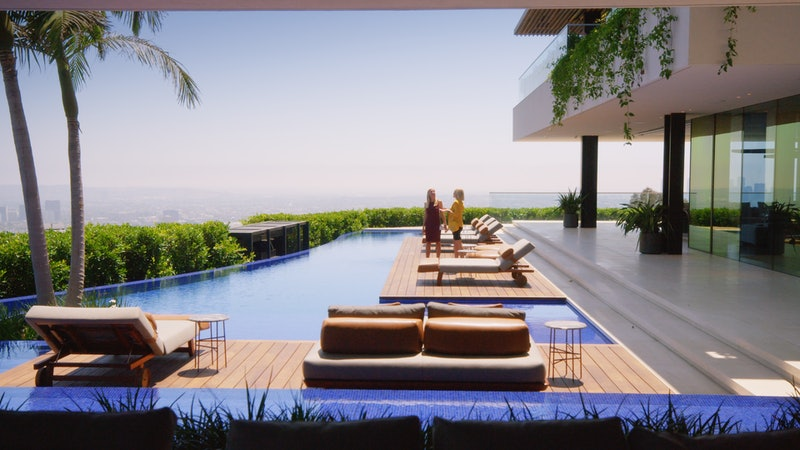 The $40 Million House on Selling Sunset Season 3 via Netflix Press Site