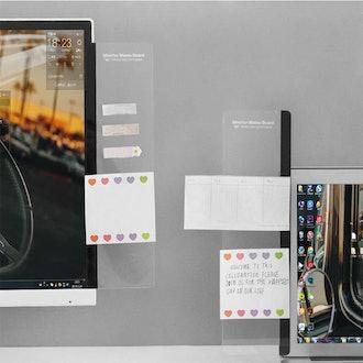 Lechay Monitor Memo Board (2-Pack)