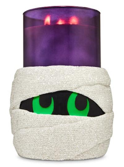 Glow In The Dark Mummy Pedestal