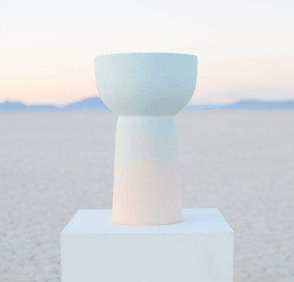 Pedestaled Bowl