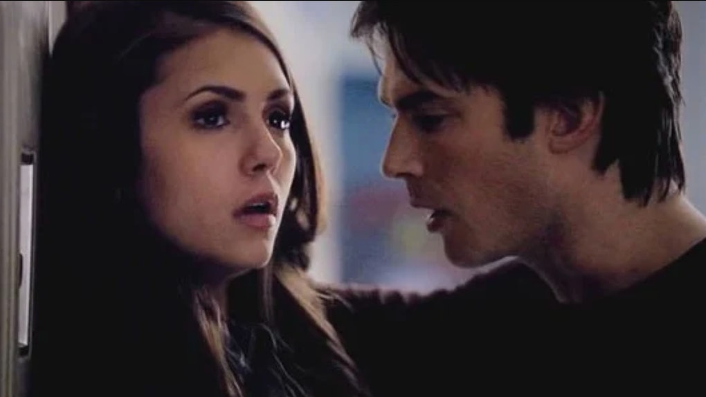 Hottest Scenes From 'The Vampire Diaries'