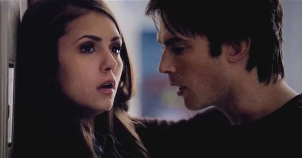 Here Are The Hottest Sex Scenes From 'The Vampire Diaries.' You're Welcome