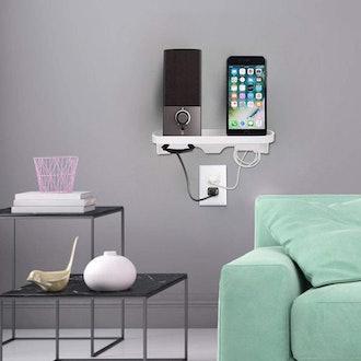 BEKVÄMT Outlet Charging Shelf