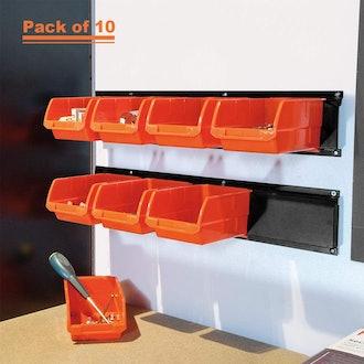 Wallmaster Garage Rack System