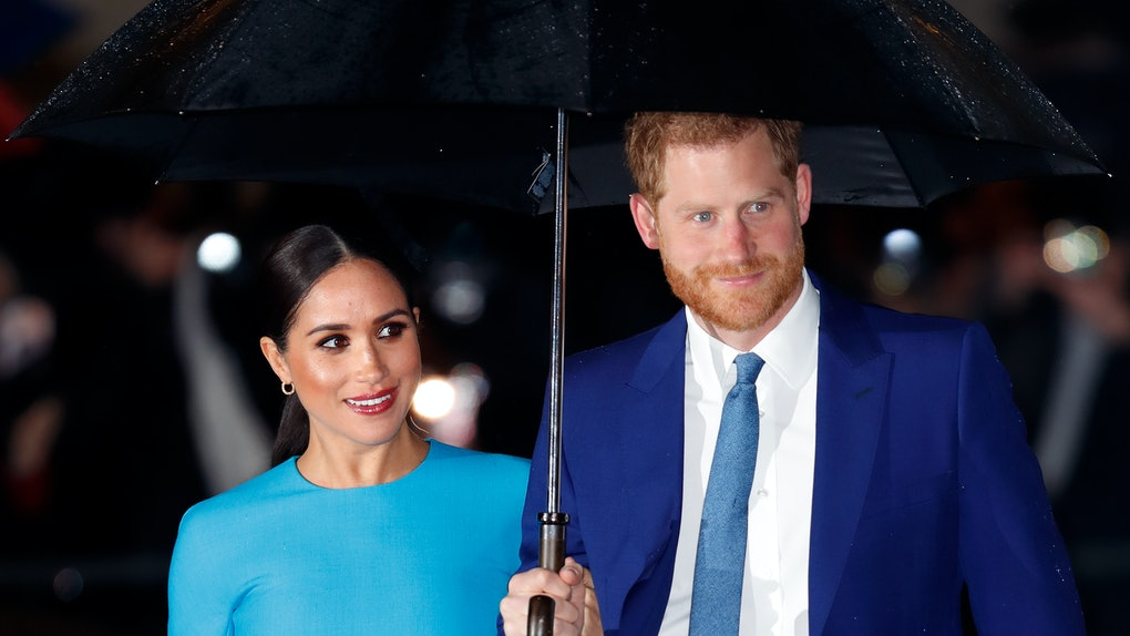 """These details about Meghan Markle and Prince Harry's relationship from """"Finding Freedom"""" are so juicy."""