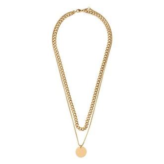 Blair Double Chain Necklace