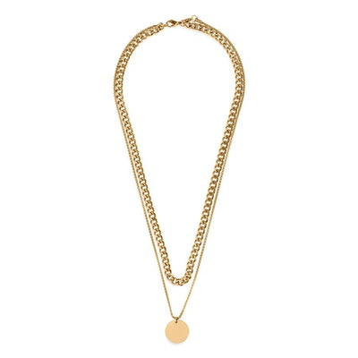 Blair Double Chain Necklace