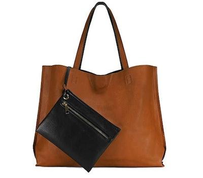 Scarleton Reversible Tote Handbag
