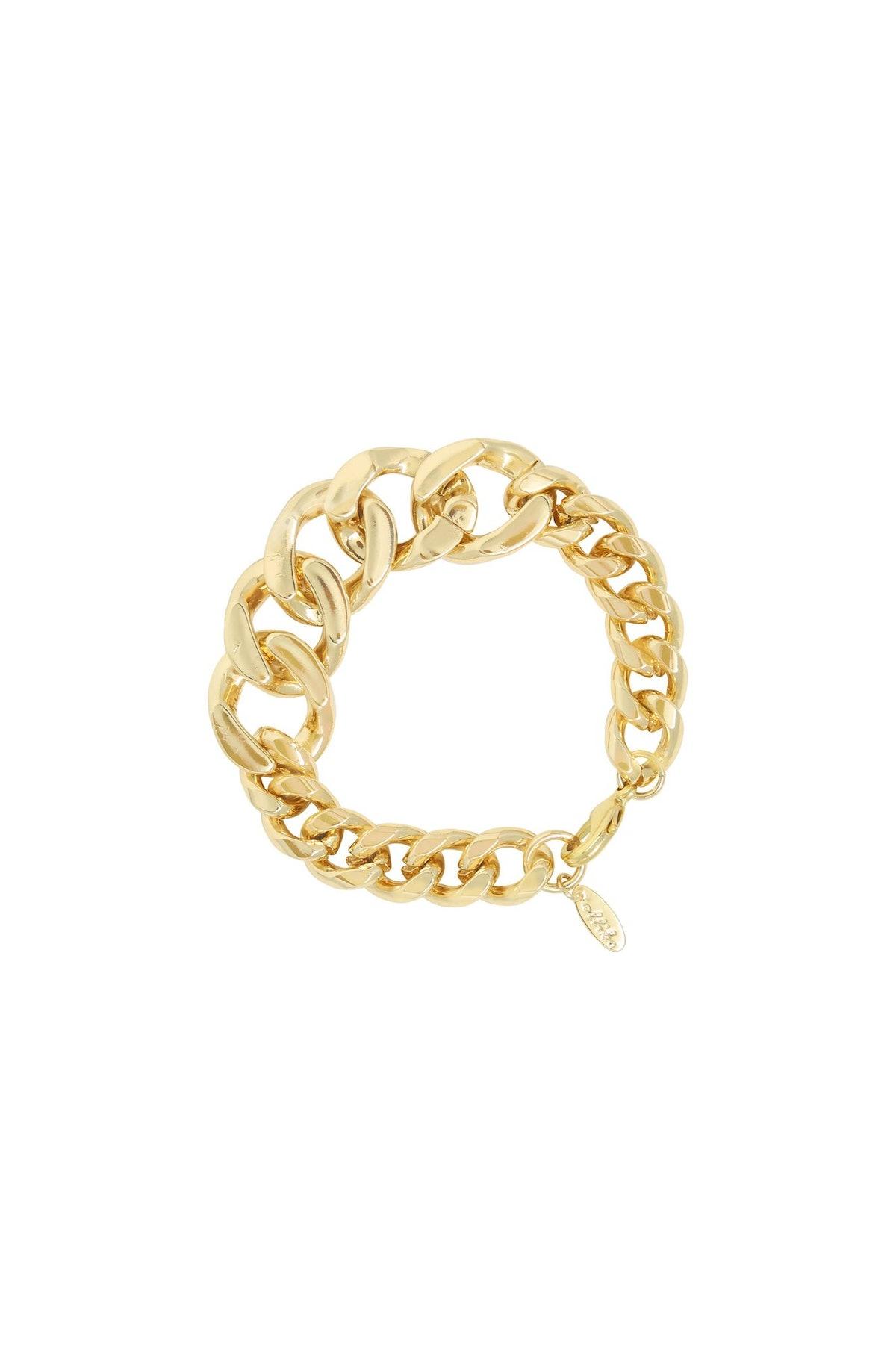 Big, Bad, and Bold Chain Link Bracelet
