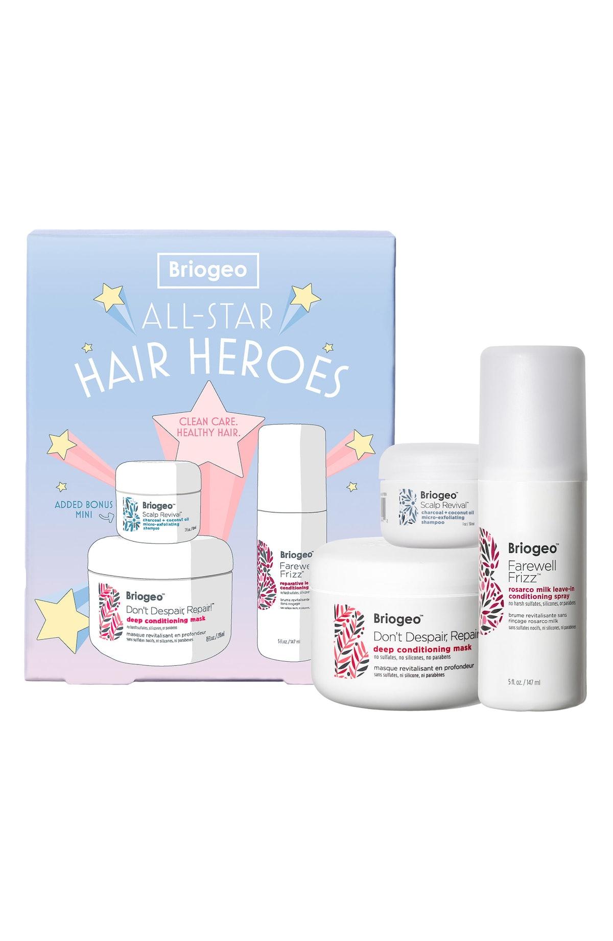 Briogeo All-Star Hair Heroes Set
