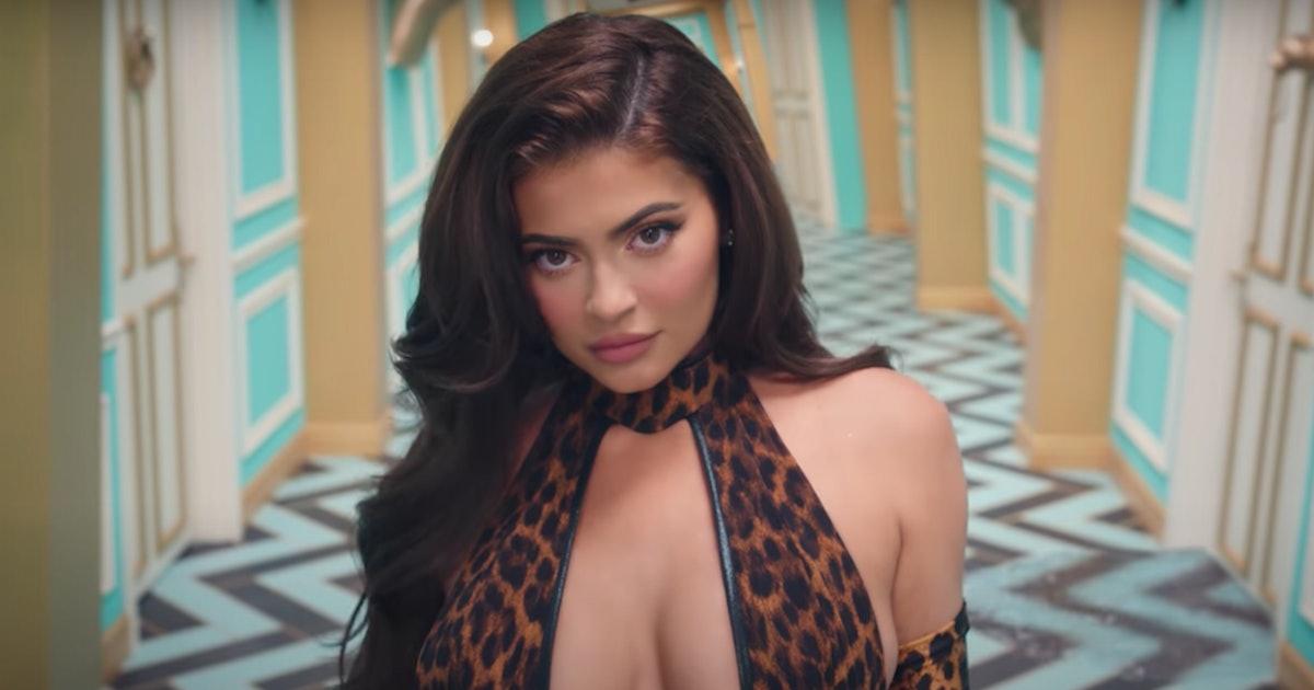 Kylie Jenner S Wap Video Cameo Disturbs Fans Inspires Memes