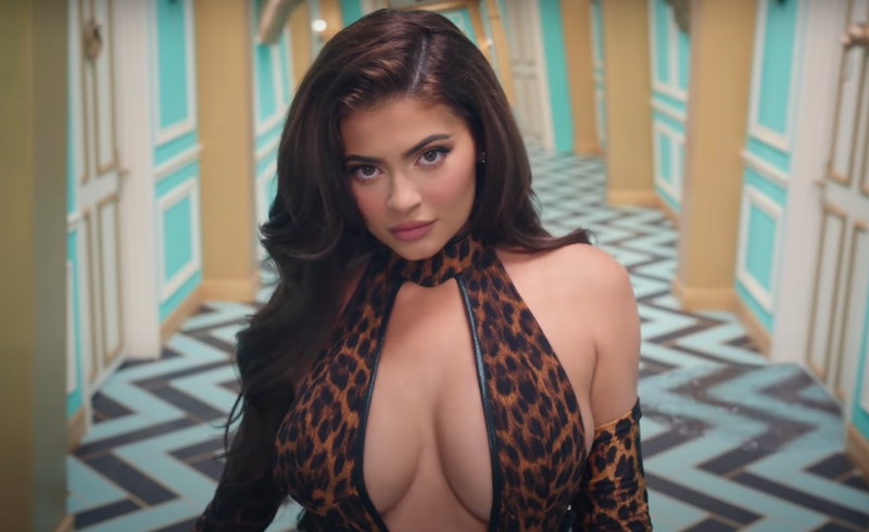 """Kylie Jenner in Cardi B and Megan thee Stallion's """"WAP"""" music video"""