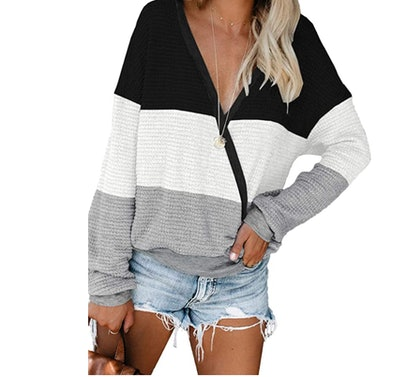 NSQTBA Knit Pullover