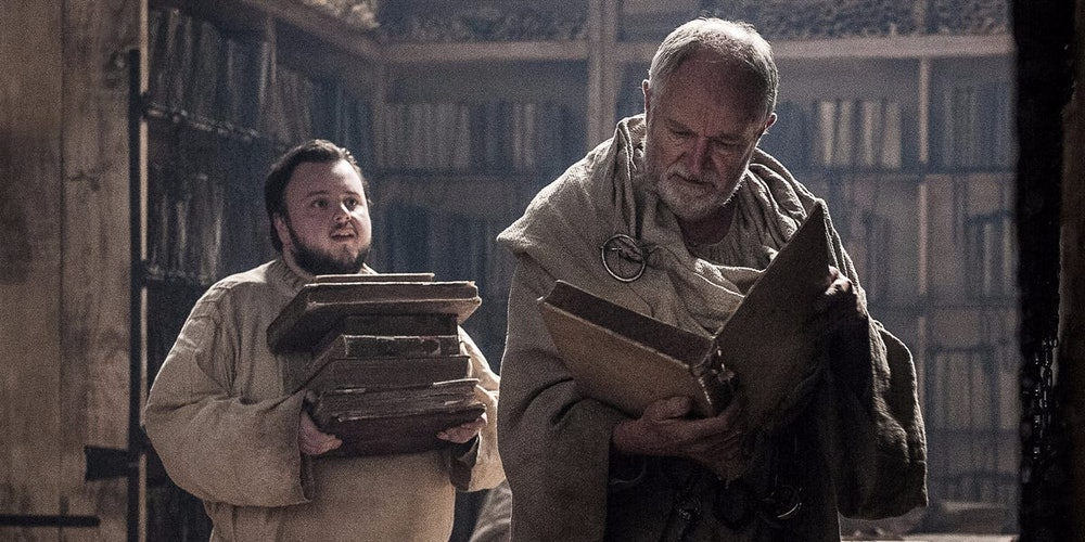 samwell tarly game of thrones a song of ice and fire