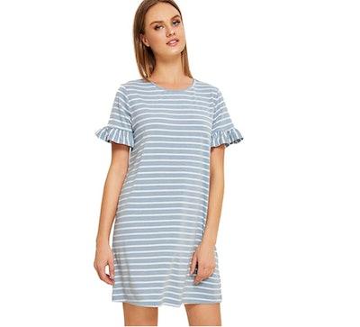 Floerns Tunic Dress