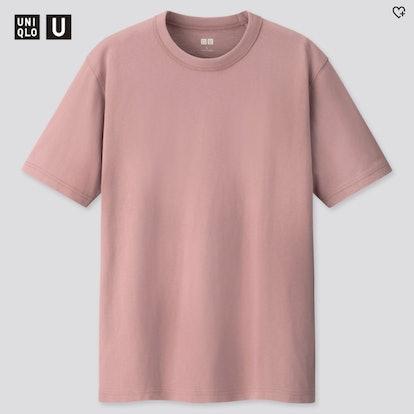 Uniqlo U Crew Neck Short Sleeve T-Shirt